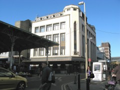 Lancastria House is earmarked for demolition as part of the Markets plan