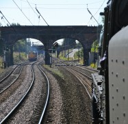 Farington curve where the incident is understood to have happened