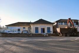 Sea Cadet headquarters on Strand Road, Preston