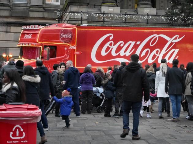 Coca Cola Christmas 4