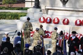 Remembrance Ceremony Preston 9 November 2014 - 02