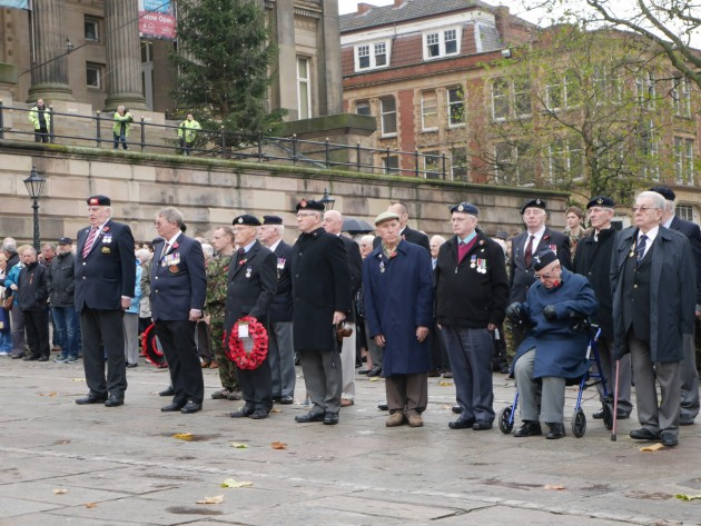 Remembrance Day Tuesday 11 November 2014 06