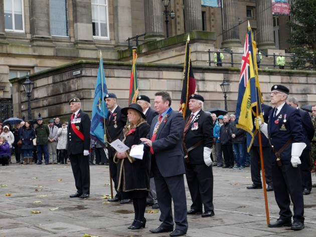 Remembrance Day Tuesday 11 November 2014 09