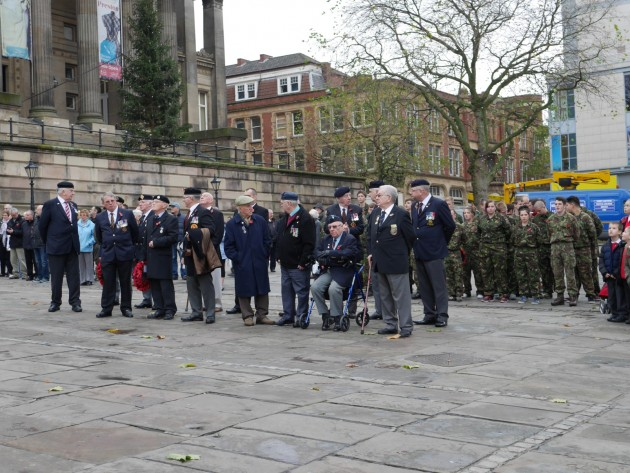 Remembrance Day Tuesday 11 November 2014 13