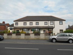 The Briarwood Care Home on Todd Lane South