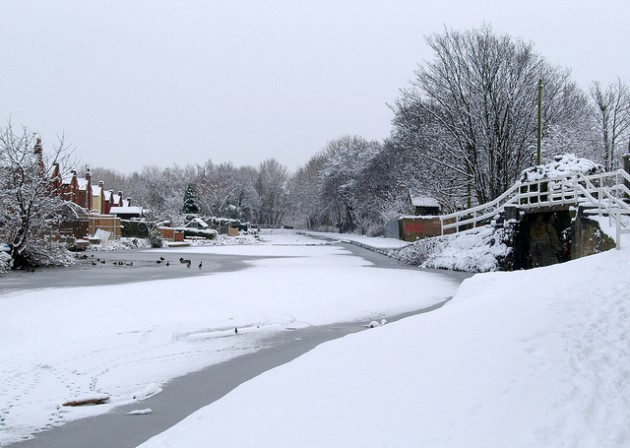 We might see a dusting of the white stuff from Boxing Day Pic: Tony Worrall