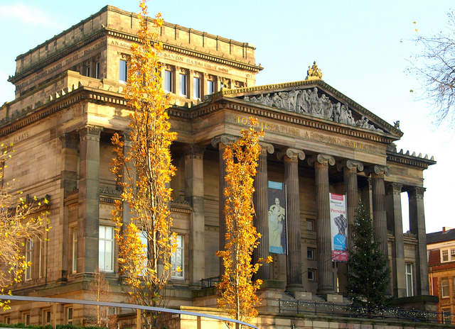 The Harris Museum and Art Gallery hosts the Harris Open