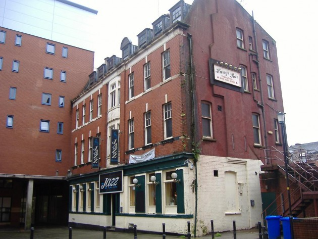 The former Jazz Bar and Harry's Bar. Pic: The Pubs & Bars of Preston, Lancashire