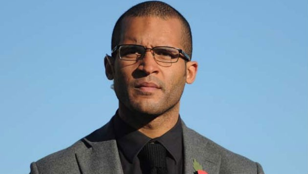 Clarke Carlisle was born in Preston in 1975 and started his career at Blackpool Pic: The FA