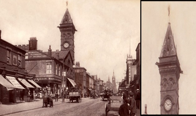 Baptist Church Fishergate 1903