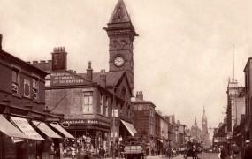 Baptist Church Fishergate 1903 Featured Image
