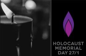 Holocaust Memorial Day 27 Jan 2015