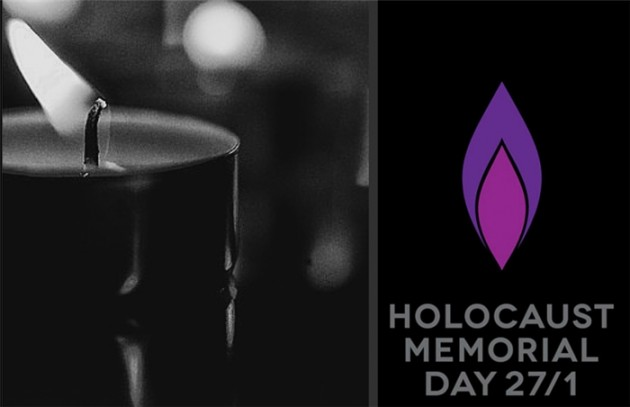 Holocaust Memorial Day 27 Jan 2015