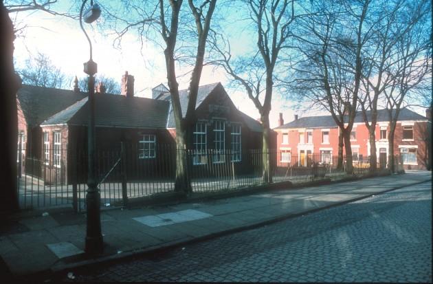 Christ Church Infant School, Fitzroy Street, Preston 1982