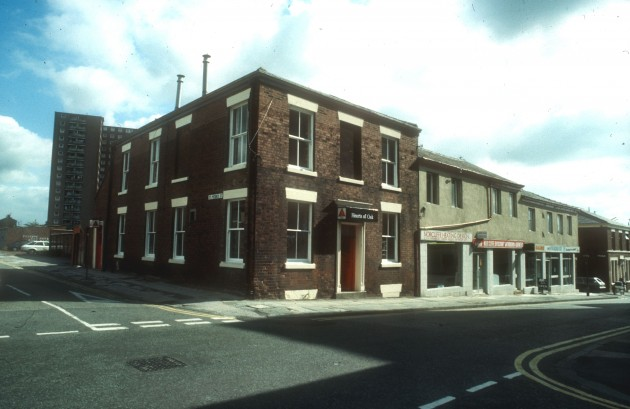 Hearts of Oak, Adelphi Street, Preston 1985