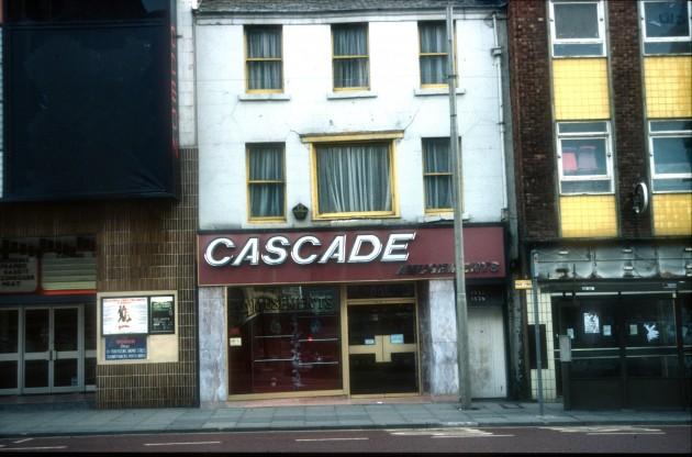 Church Street (south side), Preston 1989