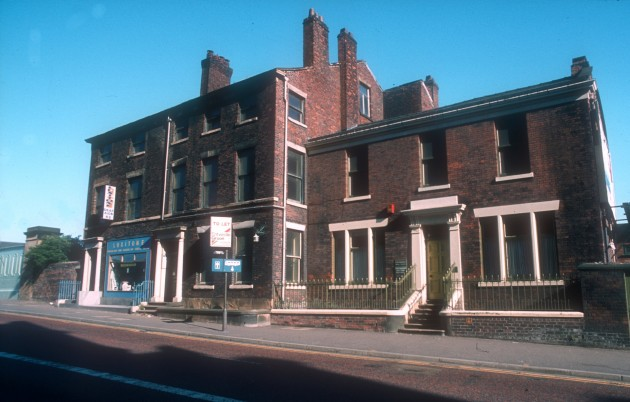 Shops and Offices 63-65 Fishergate (south side) Preston 1982