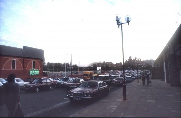 Butler Street, Preston 1981