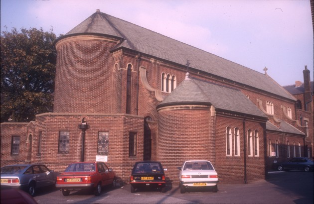 Chapel of Our Lady of Victories, Chapel Street & East Cliff, Preston 1985