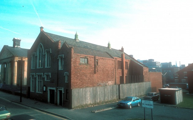 All Saints Church and School, Elizabeth Street, Preston 1982