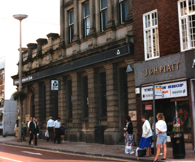 Fishergate (south side) August 1988