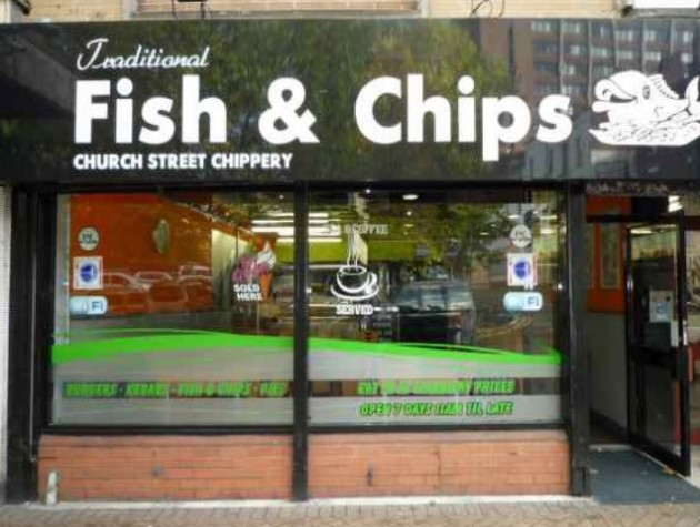 The Church Street Chippery is changing hands