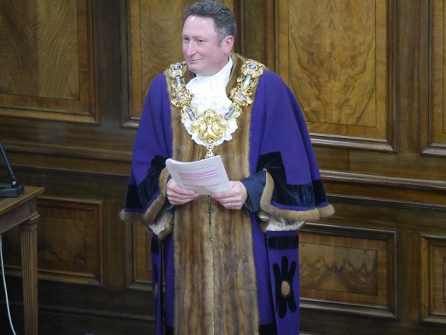 Mayor 14