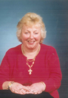 Betsy Lowe died nine days after the collision