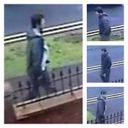 Pictures of man released by police in connection with the bike theft