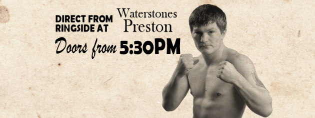 Ricky 'The Hitman' Hatton will be in Preston next week for an exclusive meet and greet and book signing.