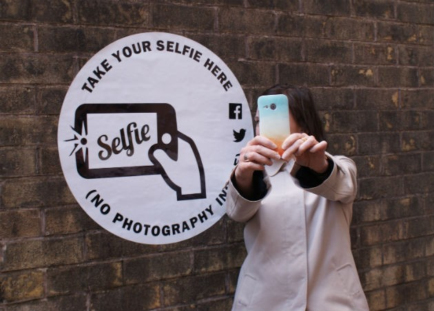 Will you take a selfie after you've voted?