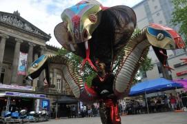 Last year's Carnival King Pic: Kenneth Blackburn