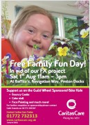 The Family Fun Day hosted by Caritas Care UK