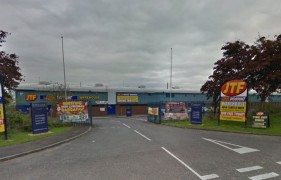 The JTF warehouse where the incident happened Pic: Google