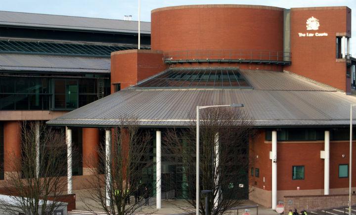 Preston Crown Court Pic: Tony Worrall