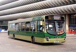 Fishwick Bus