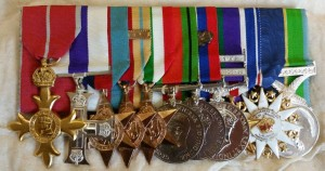 John Winns medals