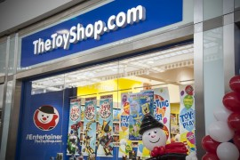 How the new toy shop may look Pic: Emma Hollings