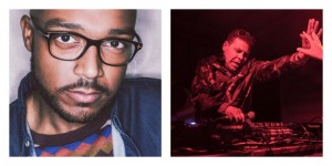 Mista Jam and Craig Charles will spin the records at the Purple Party