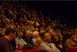 A Full House at the Guild Hall Preston - Pic: Nancy Lisa Barrett Photography