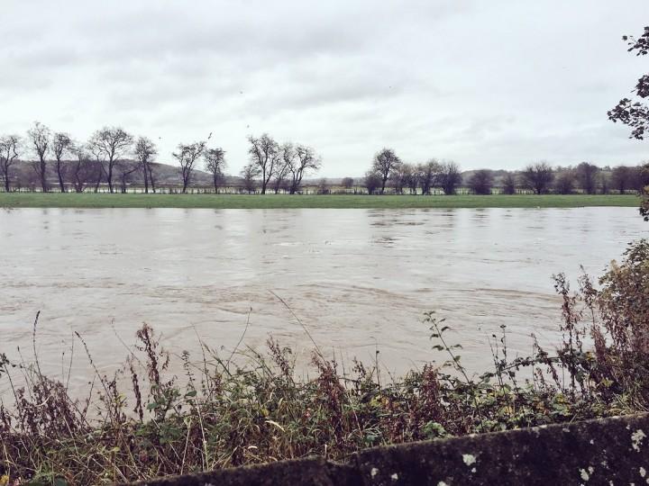 River Ribble at Walton-le-Dale Pic: Louise Hogg