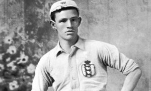 Rab Howell, Romani International football player 1867 - 1937