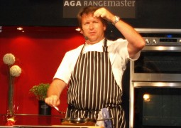 James Martin at Bolton Food and Drink Festival Pic: Tony Worrall