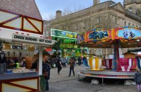 This year's Preston Christmas Market Pic: Tony Worrall