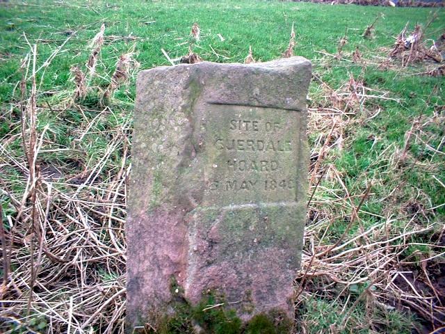 Cuerdale Hoard stone