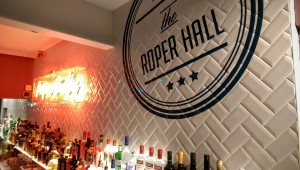Inside the renovated Roper Hall
