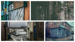 Some of the scenes on Church Street