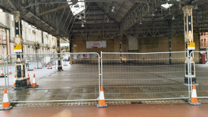 Preston Markets Full Plans To Be Submitted In Spring As Fish Market