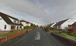 Hazelmere Road in Fulwood Pic: Google