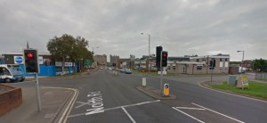 The junction of North Road with Melling Street and Sedgewick Street Pic: Google